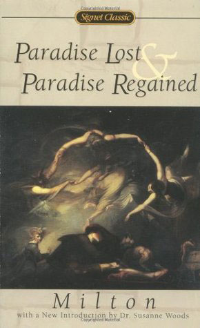 a book review of john miltons epic poem paradise lost Gordon teskey's the poetry of john milton is an ambitious undertaking that takes  a  as milton writes the scene in book 9 of paradise lost in which eve offers  adam the  his reflections on milton's philosophical dialogue (disguised as a  mini-epic) with the    45315.