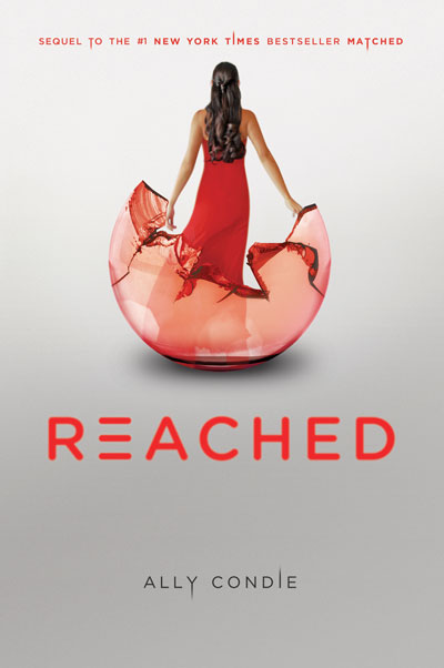Book Review: Reached by Ally Condie