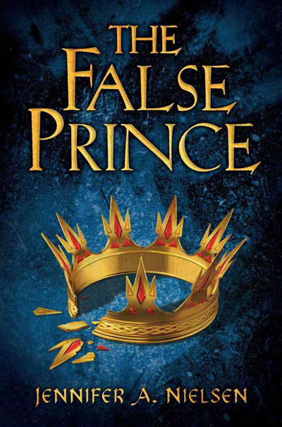 Book Review: The False Prince by Jennifer A. Nielsen