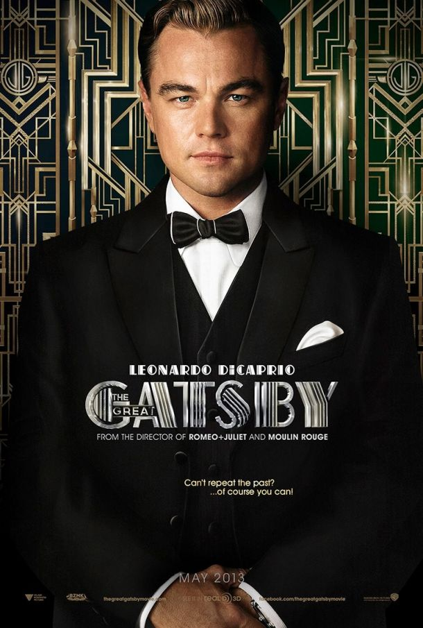 Great-Gatsby-Leonardo-DiCaprio-Movie-Poster - Books: A ... The Great Gatsby 2013 Poster