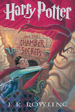Book Review: Harry Potter and the Chamber of Secrets by J.K. Rowling