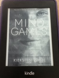 Mind Games by Kiersten White Kindle Cover