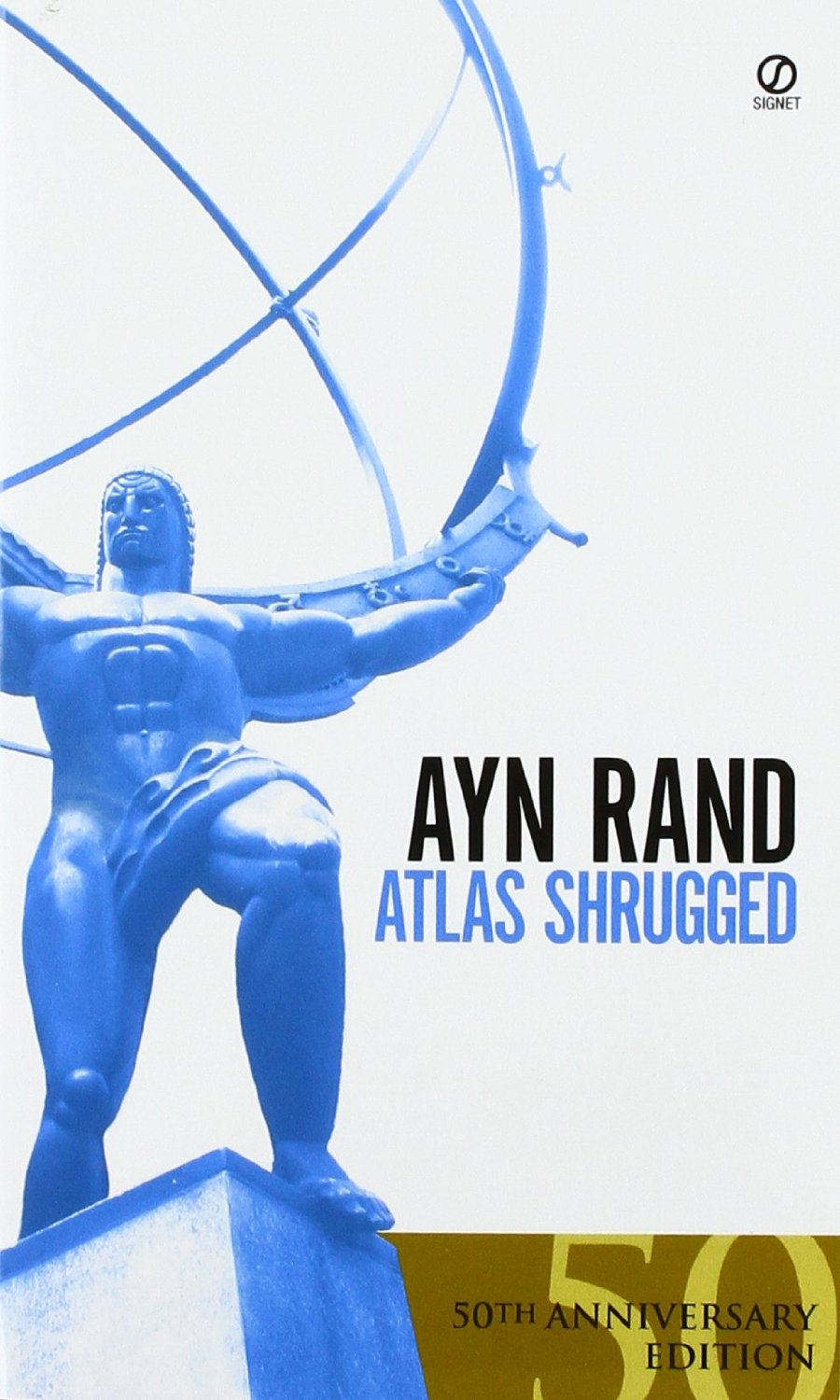 Book Review: Atlas Shrugged by Ayn Rand