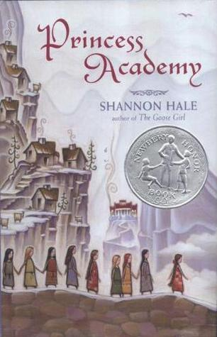 Book Review: Princess Academy by Shannon Hale