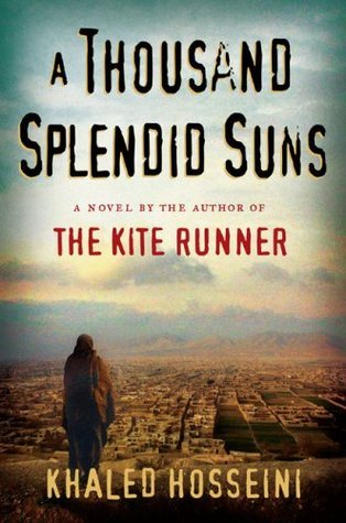 My Google Diary for A Thousand Splendid Suns