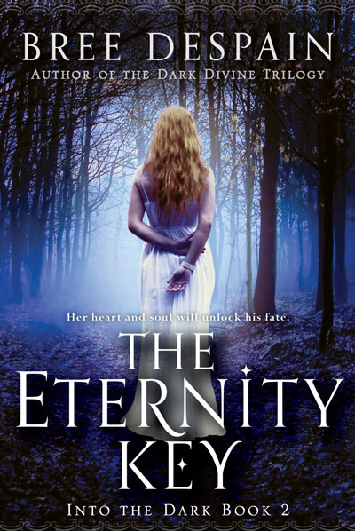 New Book Trailer for The Eternity Key!