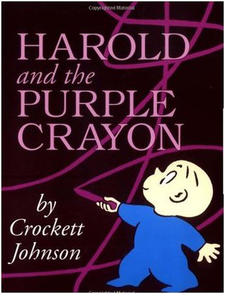 Book Review: Harold and the Purple Crayon by Crockett Johnson