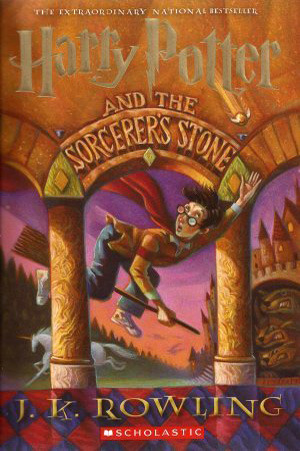 Book Review: Harry Potter and the Sorcerer's Stone by J.K. Rowling