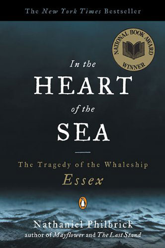 Book Review: In the Heart of the Sea by Nathaniel Philbrick