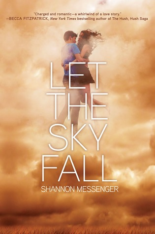 Book Review: Let the Sky Fall by Shannon Messenger