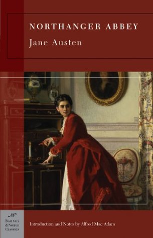 Book Review: Northanger Abbey by Jane Austen