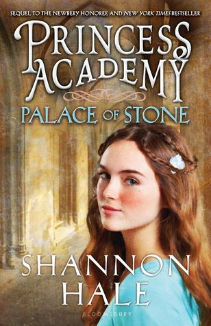 Book Review: Palace of Stone by Shannon Hale