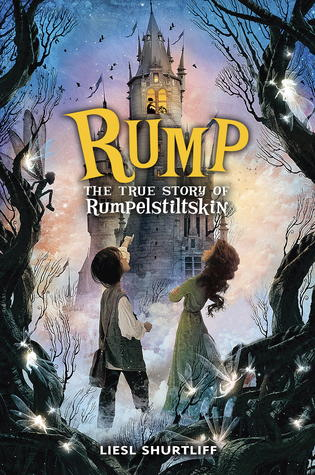 Book Review: Rump by Liesl Shurtliff