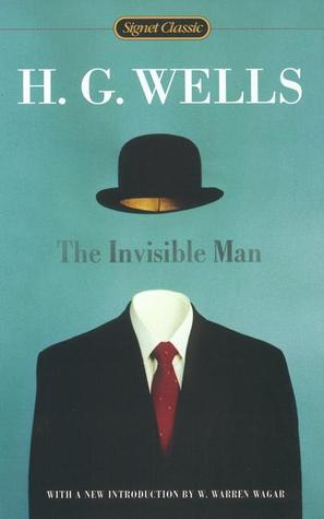 The invisible man hg wells book review
