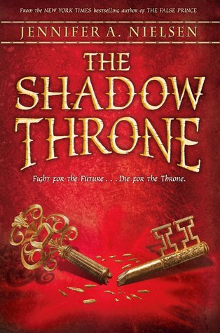 Book Review: The Shadow Throne by Jennifer A. Nielsen
