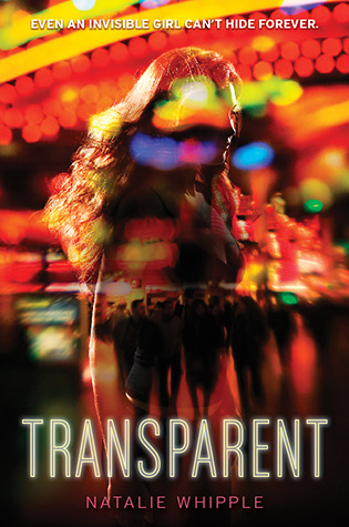 Book Review: Transparent by Natalie Whipple