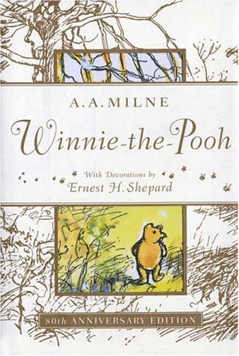 Book Review: Winnie-the-Pooh by A. A. Milne
