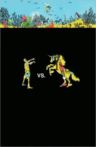 Book Review: Zombies Vs. Unicorns by Holly Black