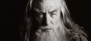 hobbit-gandalf-ian-mckellen-black-and-white