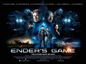 Ender's Game Movie Post