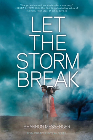 Book Review: Let the Storm Break by Shannon Messenger