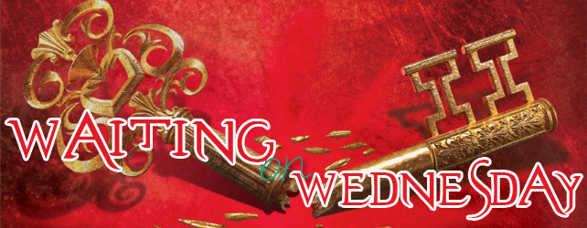 Waiting on Wednesday: The Shadow Throne by Jennifer A. Nielsen