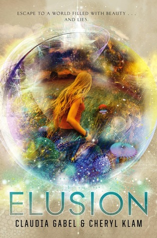 Book Review: Elusion by Claudia Gabel and Cheryl Klam
