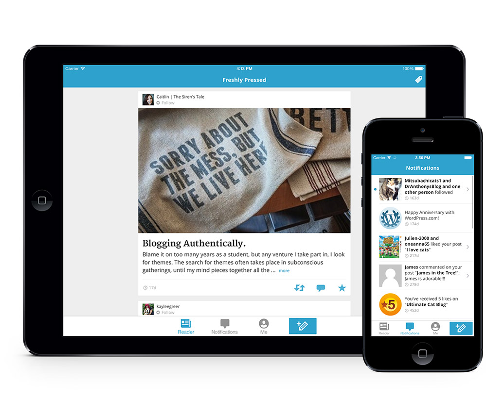 I Figured Out That There Is A WordPress App