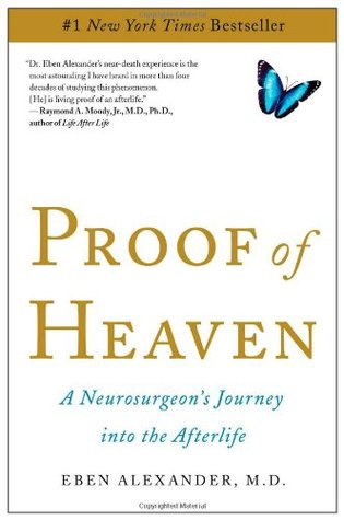 Audiobook Review: Proof of Heaven by Eben Alexander