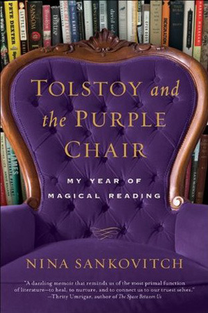 Audiobook Review: Tolstoy and the Purple Chair by Nina Sankovitch