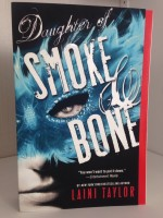 Daughter of Smoke & Bone by Laini Taylor ($10)