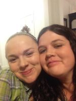Brianne and me