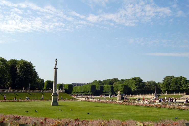 """Luxembourg Garden"" by Gamblrob at en.wikipedia. Licensed under CC BY 2.5 via Wikimedia Commons."