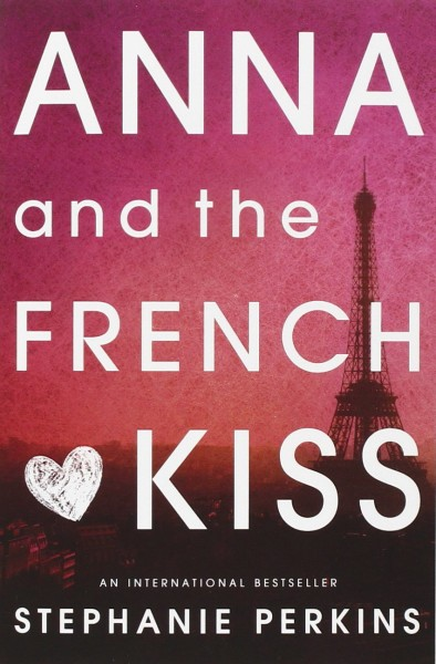 My Google Diary for Anna and the French Kiss