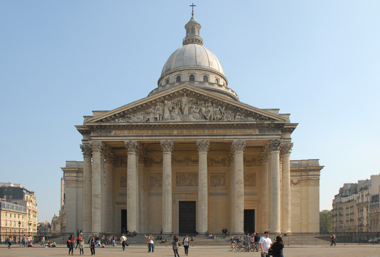 """Panthéon, Paris 25 March 2012"" by Camille Gévaudan - Own work. Licensed under CC BY-SA 3.0 via Wikimedia Commons."