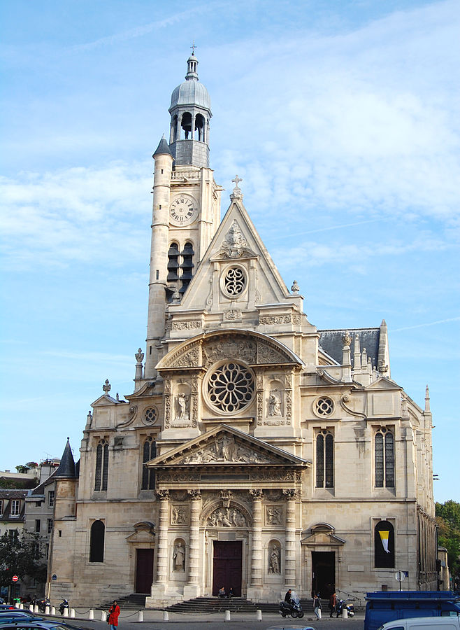 """DSC 7095--Saint-Etienne-du-"" by Pline - Own work. Licensed under CC BY-SA 3.0 via Wikimedia Commons."
