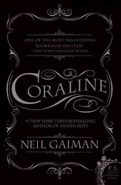 Book Review: Coraline by Neil Gaiman