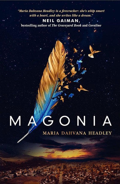 Book Review: Magonia by Maria Dahvana Headley