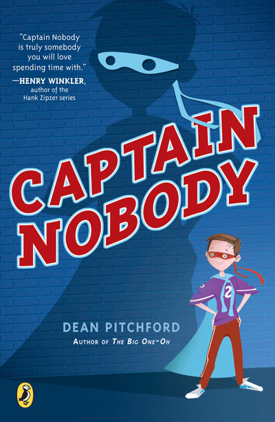 Book Review: Captain Nobody by Dean Pitchford
