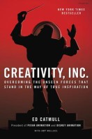 creativity inc ed catmull