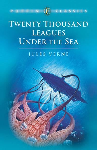 Book Review: Twenty Thousand Leagues Under the Sea by Jules Verne