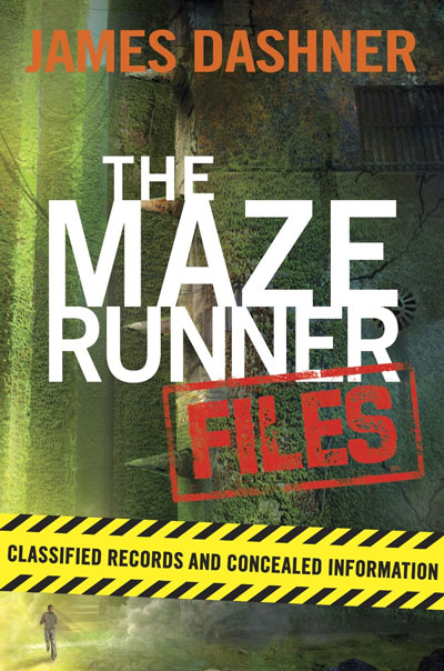 Book Review: The Maze Runner Files by James Dashner