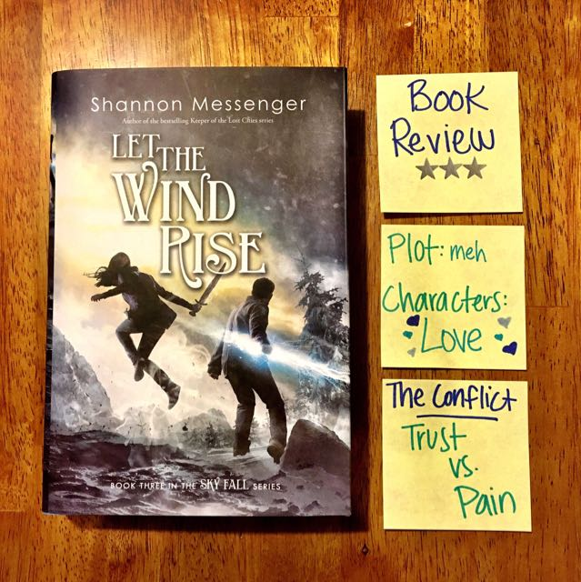 Let Wind Rise Book Review