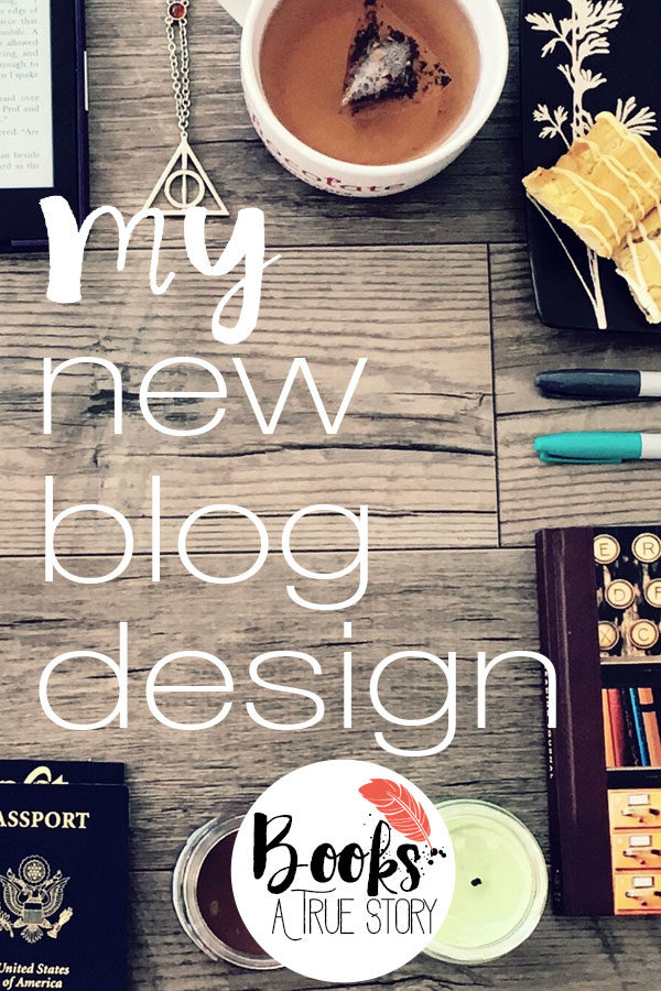 It's Been A Year – Time for a New Blog Design