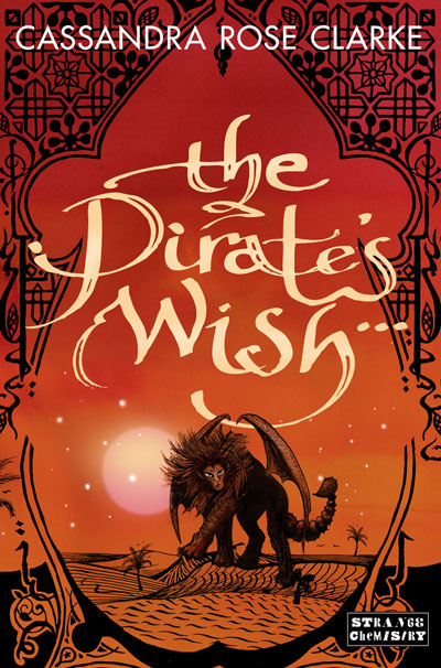 Book Review: The Pirate's Wish by Cassandra Rose Clarke