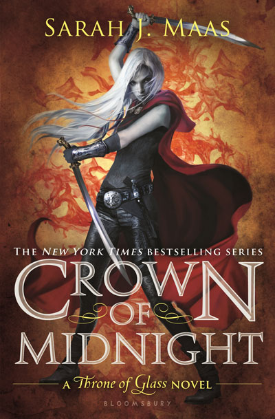 Book Review: Crown of Midnight by Sarah J. Maas