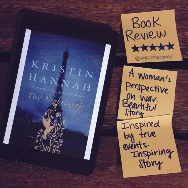 Nightingale Book Review Kristin Hannah